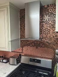 penny tile backsplash kitchen awesome delightful penny backsplash designs diy pics tile blue patterns