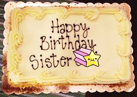 happy birthday cakes with wishes for sisters. Brilliant Wishes Happy Birthday Sister Wishes  Cake Images Memes U0026 Quotes Messages In Cakes With For Sisters N