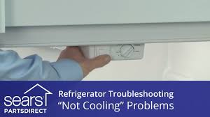 Whirlpool Cooling Off Light On Troubleshooting A Refrigerator Not Cooling