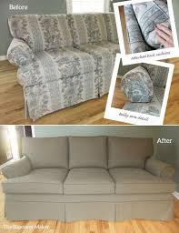 Casual Slipcovers Update Formal Ethan Allen Furniture