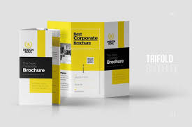 10 Best Tri Fold Brochure Templates For Indesign