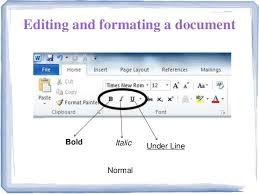 Ms Word Powerpoint Microsoft Word Ppt Presentation