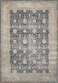 kathy ireland area rugs by shaw for ivory blue rug navy a