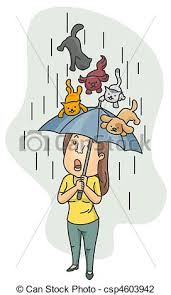 raining cats and dogs clipart. Beautiful Dogs Raining Cats And Dogs  Csp4603942 On And Clipart