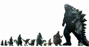 Godzilla Chart Godzilla Size Chart 2 Godzilla Know Your Meme