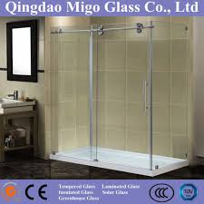 high quality 10mm tempered glass shower door manufacturers and suppliers china whole factory migo glass