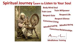 Spiritual Journey Through Alchemy Of Love