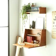 wall mounted fold down desk desks best ideas on kids with regard to ikea wall mounted fold down desk