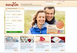 Dating Cafe - Partnersuche bei der Testsieger-Singlebörse
