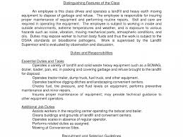Exclusive Ideas Heavy Equipment Operator Resume 12 Cover Letter Sevte