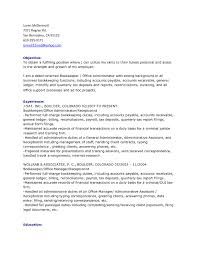 Full Charge Bookkeeper Resume Sample Best Of Luxury Bookkeeping