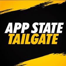 App State Tailgate Appsttailgate Twitter