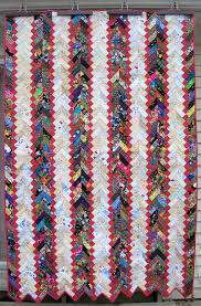 UFO Challenge Update | Braid quilt, Bonnie hunter and Patterns & Texas Braid quilt by knitnoid. From a pattern in the 'Leaders and Enders' Adamdwight.com
