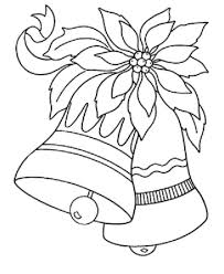 Small Picture X mas Bells Coloring Pages for Kids Coloring Pages