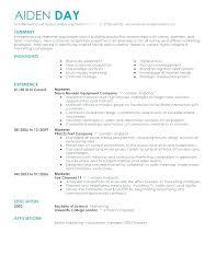 Marketing Resume Samples Download Marketing Resume Sample Digital ...