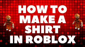 How To Create A Shirt On Roblox How To Make A Shirt In Roblox 2018 Updated Link In Desc Youtube