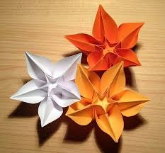 Paper Flower Origami 123 Best Origami Images On Pinterest Origami Animals Origami Origami