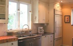 Kitchen Craft Cabinet Sizes Before After 11 Wonderful White Brown Wood Gllass Luxury