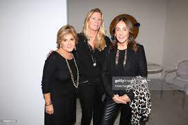 Leila Heller, Sarah Senbahar and Margie Glass at Artist Nick Moss... News  Photo - Getty Images