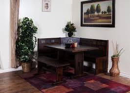 Bench Breakfast Nook Kitchen Contemporary Kitchen Table Setscorner Bench Corner And