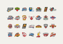 NBA Teams X 80's Toons - Full Project on Behance
