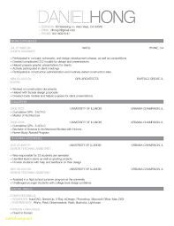 Curriculum Vitae Resume Samples Updated Cv And Work Sample