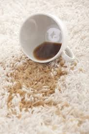 Carpet stain removers can easily build up if used in excess and are difficult to remove. How To Remove Coffee Stains From Carpet Quick Tip Bob Vila