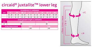 Circaid Juxtalite Lower Leg W Anklet