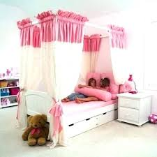 Canopy Bedding For Kids Bed Design Of With Beds Toddler Girl ...