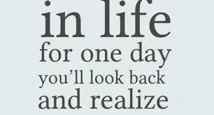 Quote For The Day Life