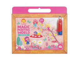 Magic Painting World - Fairy Garden Toys for 5 Year Old Girls | Presents \u0026 Gifts from Wicked Uncle UK