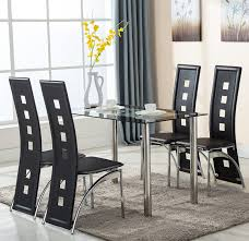 black dining room furniture sets. Full Size Of Kitchen Furniture:chairs Furniture Buy Dining Table Tufted Room Chairs Black Sets N