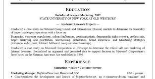 Resume For Freshman In College Student Resume Samples Freshman