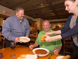 it began five years ago when sparks residents rhonda and jerry walker were watching cnn and saw that olive garden was releasing a nationwide all you can eat