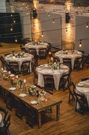 Reception Table Set Up See Happily Ever After On Weddingwire In 2019 Round