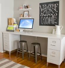office desk with filing cabinet. Popular Of DIY Home Office Desk Ideas With Best 25 Homemade On Pinterest Filing Cabinet