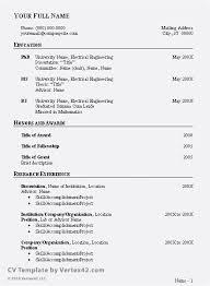 Einzigartiges 31 Vita Lebenslauf Accomplishments Examples Resume