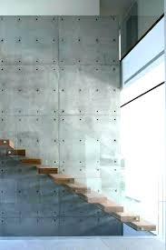 interior concrete wall finishes faux