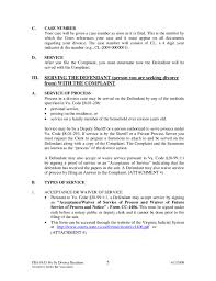 Final Decree Of Divorce - Virginia Free Download
