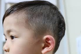 子どもの散髪を自宅で短時間で終わらせる方法男の子のパパママは必見