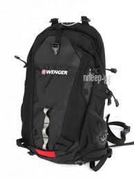 <b>Рюкзак</b> Wenger Narrow Hiking Pack Black 13022215