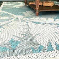 outdoor throw rugs outdoor area rugs coastal flora ivory turquoise indoor rug design group shelter
