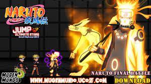 Naruto Normal, Sage, Rikudou Sennin, Kurama Mode (DOWNLOAD) - CHAR PERFEITO  DE NARUTO MUGEN #Mugen - YouTube
