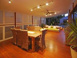 verandah lighting. outdoor living enclosed patio porch or deck tropicalverandah verandah lighting