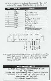 technical information flaming river steering columns wiring diagram jpg