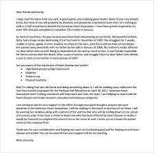 Sample Donation Letters 14 Sample Fundraising Letters Writing Letters Formats
