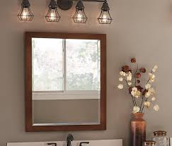 above mirror lighting bathrooms. bathroom having white varnished wooden vanity drawer cabinet excellent rustic furniture black wall sconces fireplace stone above mirror lighting bathrooms l