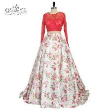 Floral Pattern Dress Magnificent Design