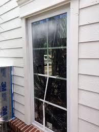 thieves were thwarted with our burglar proof windows