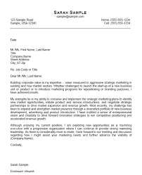 marketing cover letter example sample contoh cover letter